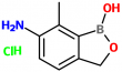MC001150 6-Amino-7-methyl-2,1-benzoxaborol-1(3H)-ol HCl